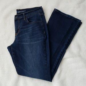 Old Navy Curvy Boot Cut Jeans sz 6 Short
